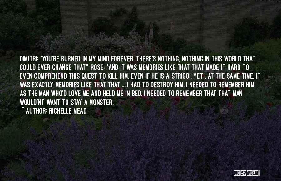 Love Is Hard Quotes By Richelle Mead