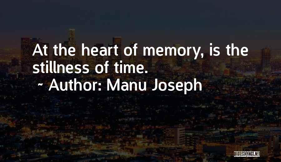 Love Is Life Quotes By Manu Joseph