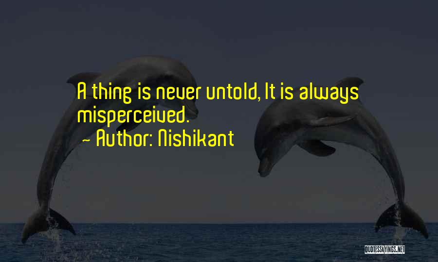 Love Is Life Quotes By Nishikant