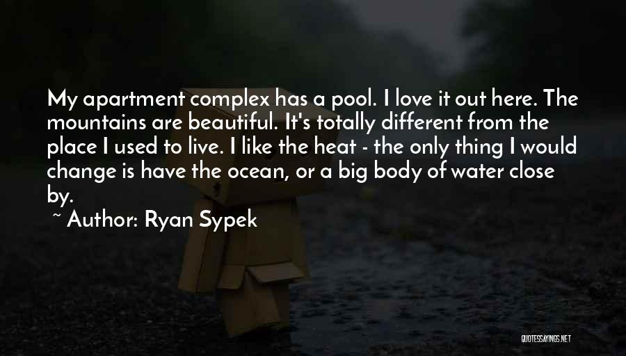 Love Is Like Water Quotes By Ryan Sypek