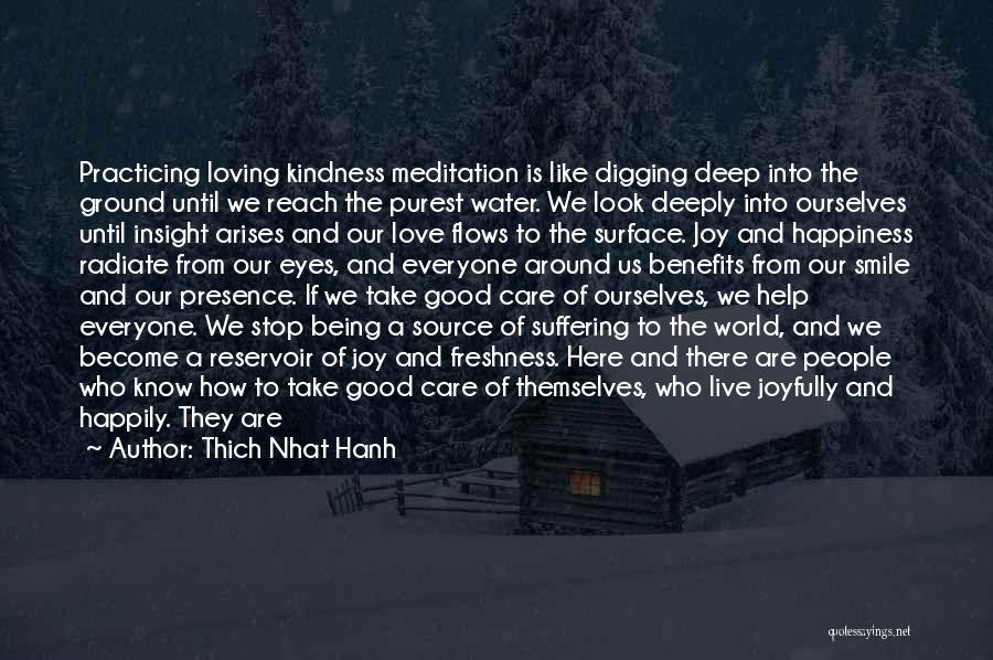 Love Is Like Water Quotes By Thich Nhat Hanh