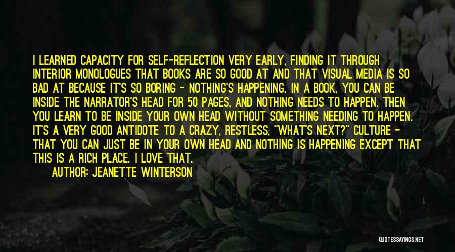Love Is Nothing Without You Quotes By Jeanette Winterson