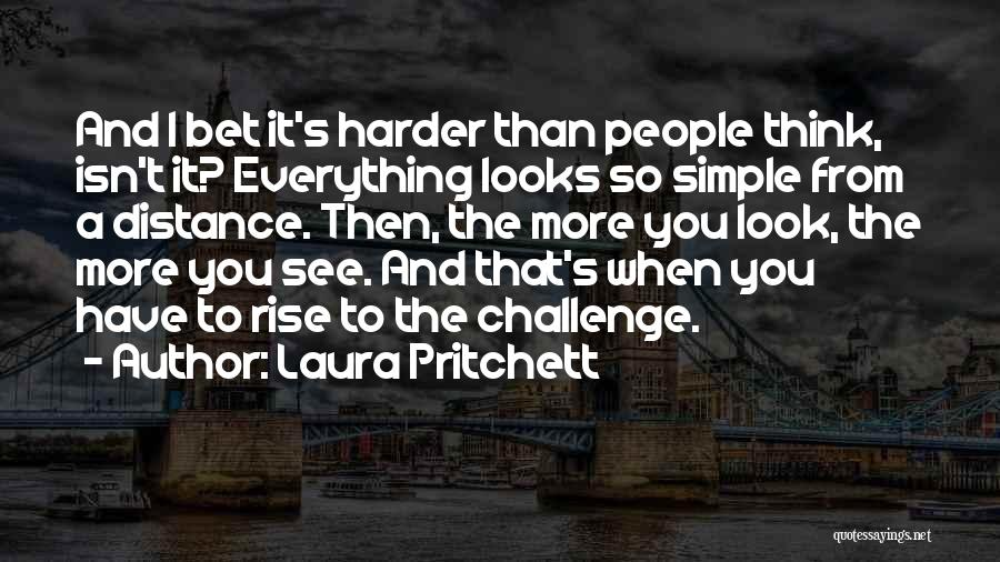 Love Isn't Simple Quotes By Laura Pritchett