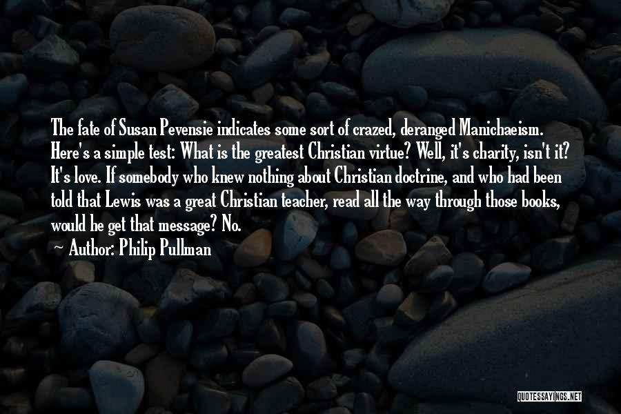 Love Isn't Simple Quotes By Philip Pullman