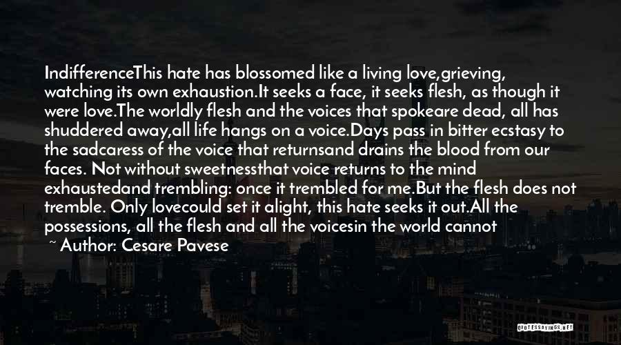 Love Kills Quotes By Cesare Pavese