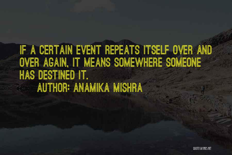 Love Lessons Quotes By Anamika Mishra