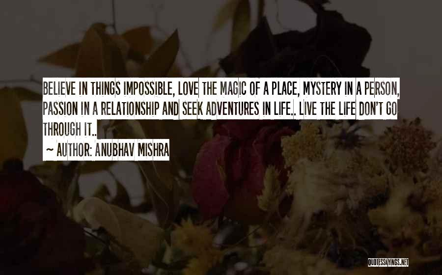 Love Lessons Quotes By Anubhav Mishra