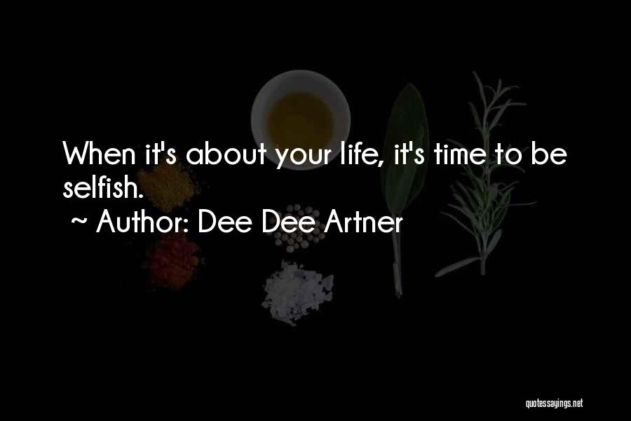 Love Lessons Quotes By Dee Dee Artner