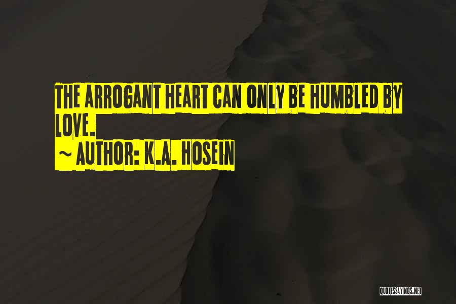 Love Lessons Quotes By K.A. Hosein
