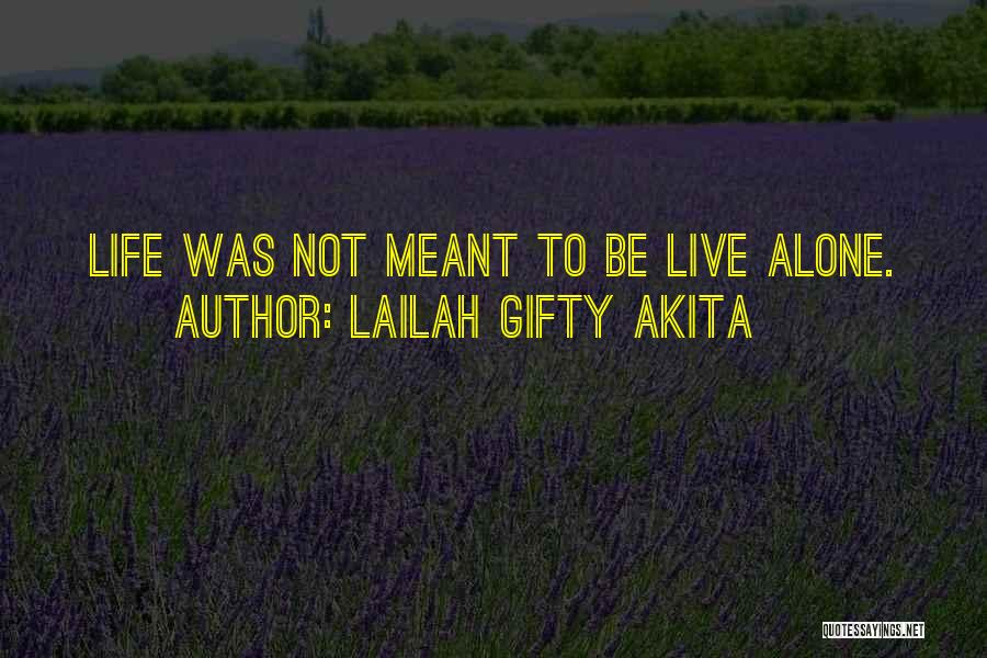 Love Lessons Quotes By Lailah Gifty Akita