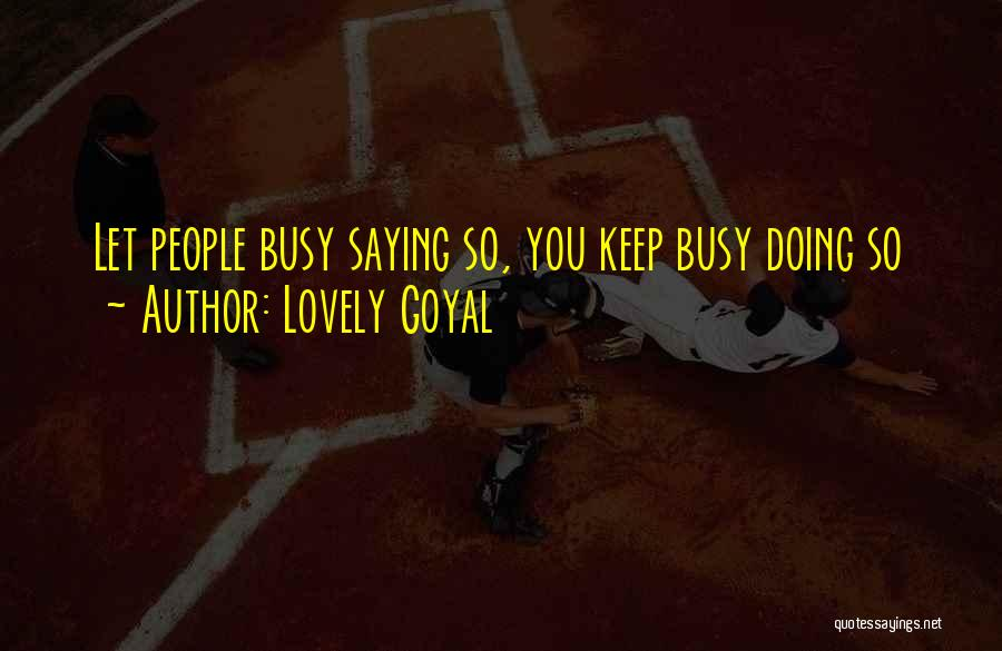 Love Lessons Quotes By Lovely Goyal