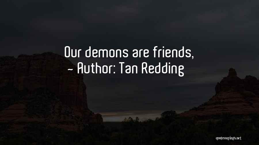 Love Lessons Quotes By Tan Redding