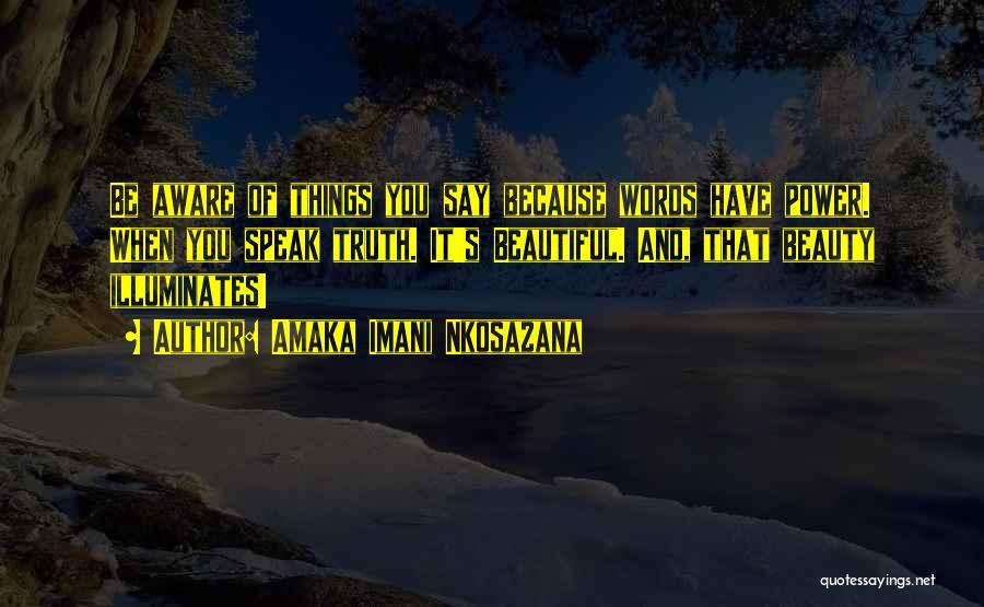 Love Life And Live Quotes By Amaka Imani Nkosazana