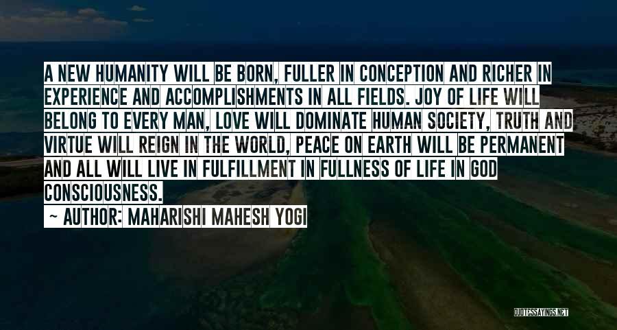 Love Life And Live Quotes By Maharishi Mahesh Yogi