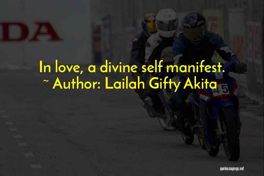 Love Life God Quotes By Lailah Gifty Akita