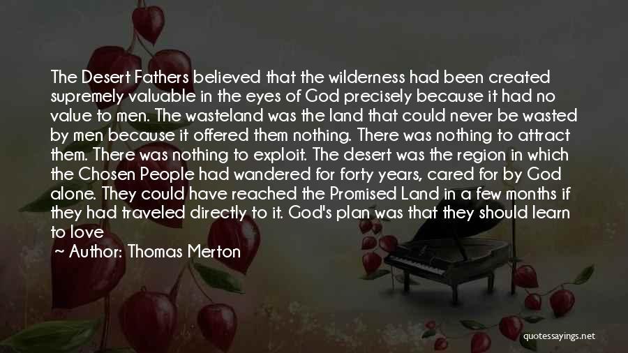 Love Life God Quotes By Thomas Merton