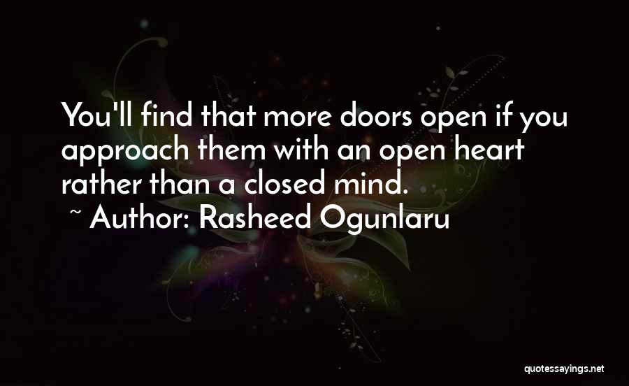Love Life Learning Quotes By Rasheed Ogunlaru