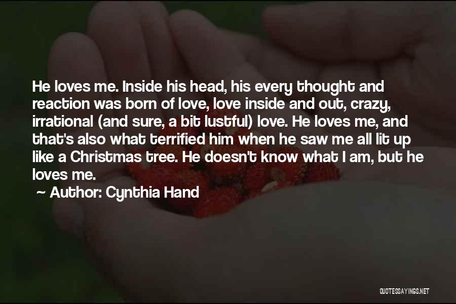 Love Like Tree Quotes By Cynthia Hand