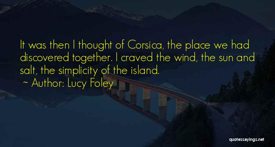 Love Lost And Then Found Quotes By Lucy Foley