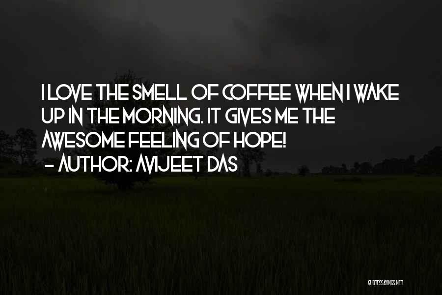 Love Morning Quotes By Avijeet Das