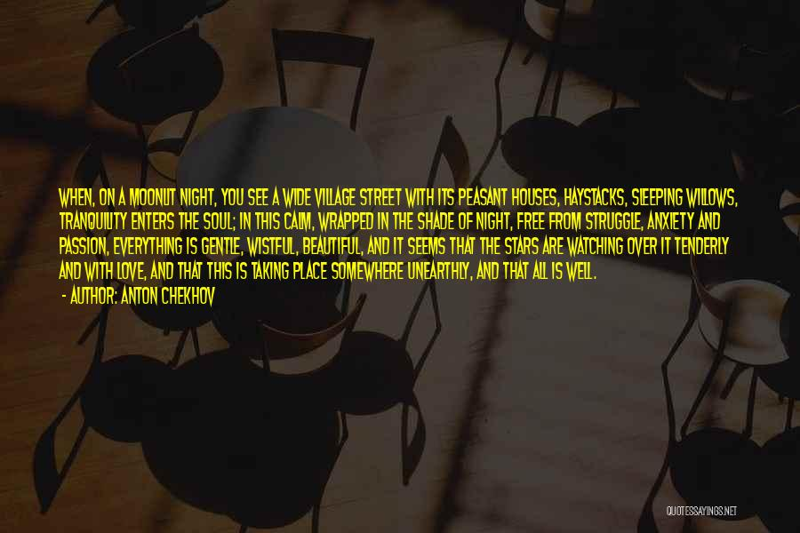 Love N Stars Quotes By Anton Chekhov