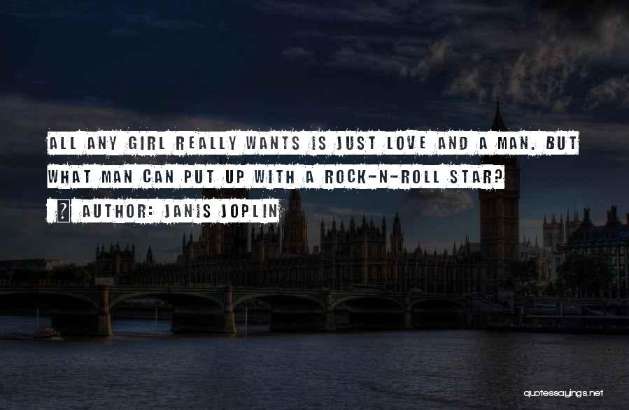 Love N Stars Quotes By Janis Joplin