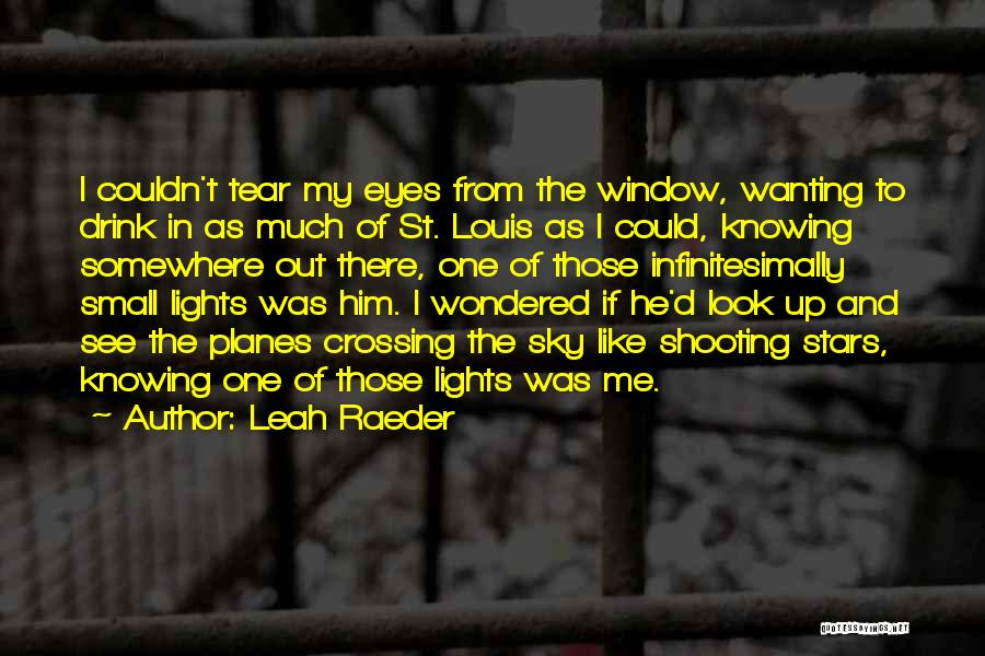 Love N Stars Quotes By Leah Raeder
