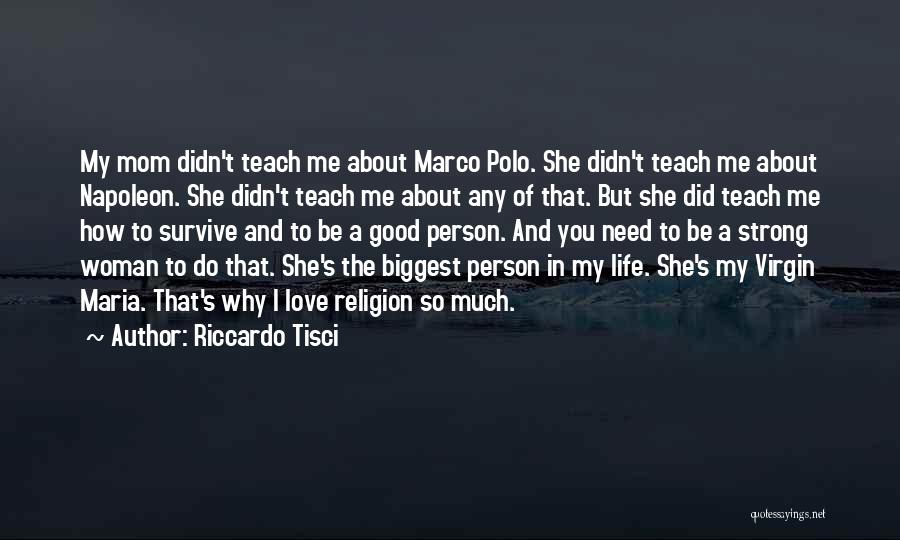 Love Needs Quotes By Riccardo Tisci