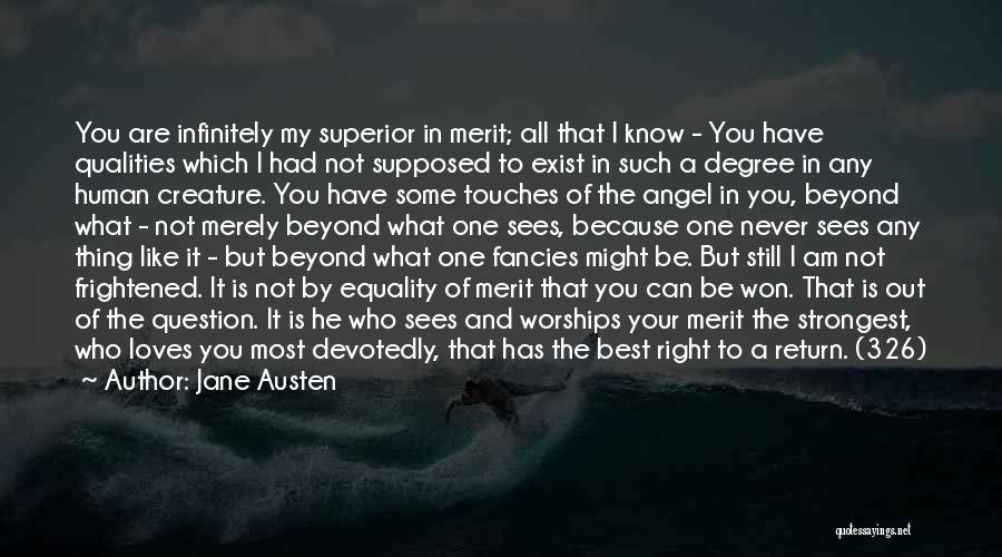 Love Never Exist Quotes By Jane Austen