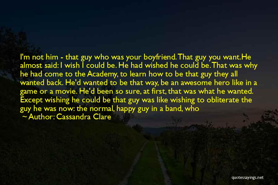 Love Not A Game Quotes By Cassandra Clare