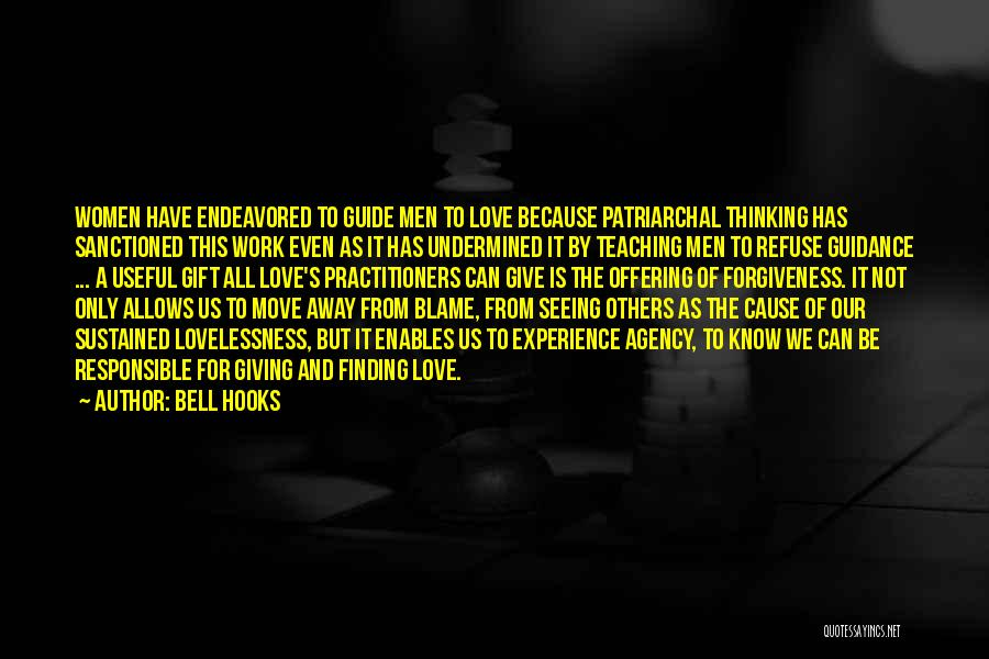 Love Offering Quotes By Bell Hooks