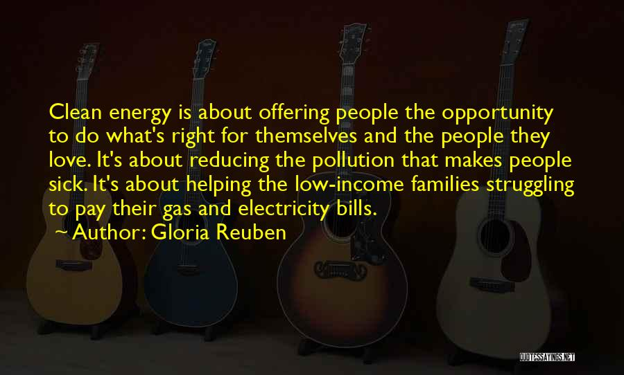 Love Offering Quotes By Gloria Reuben