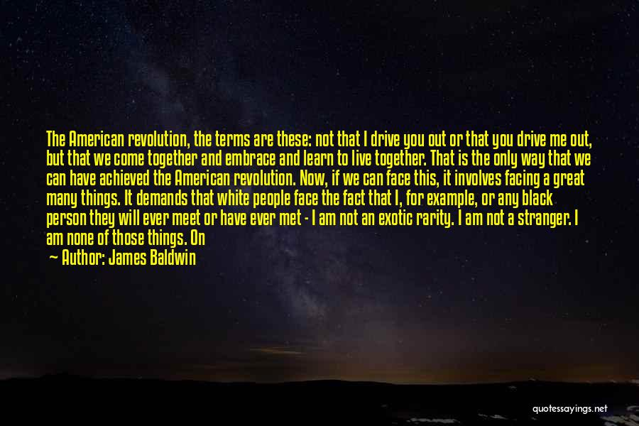 Love Only One Person Quotes By James Baldwin