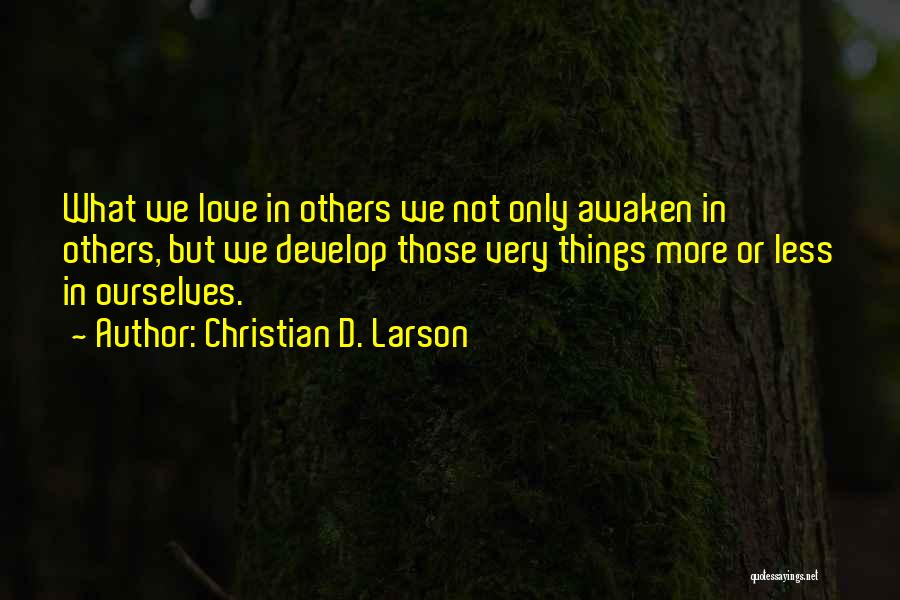 top love others christian quotes sayings