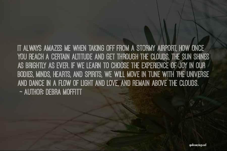 Love Peace And Happiness Quotes By Debra Moffitt