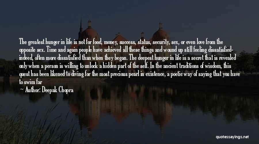 Love Poetic Quotes By Deepak Chopra