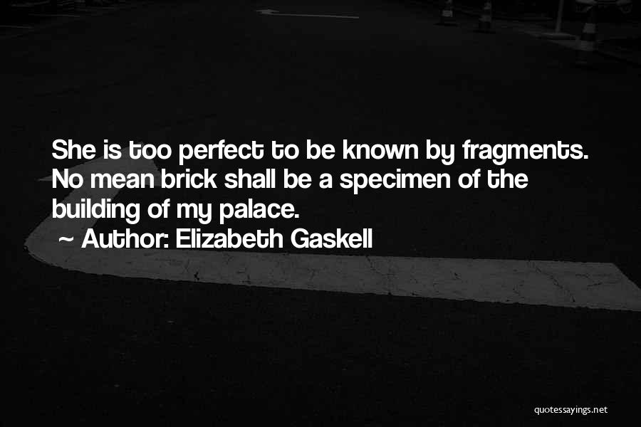 Love Poetic Quotes By Elizabeth Gaskell
