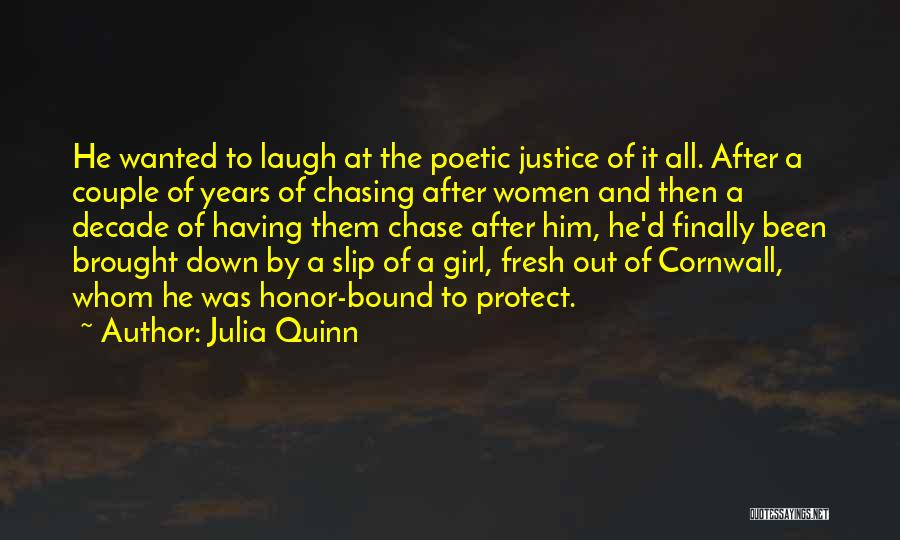 Love Poetic Quotes By Julia Quinn