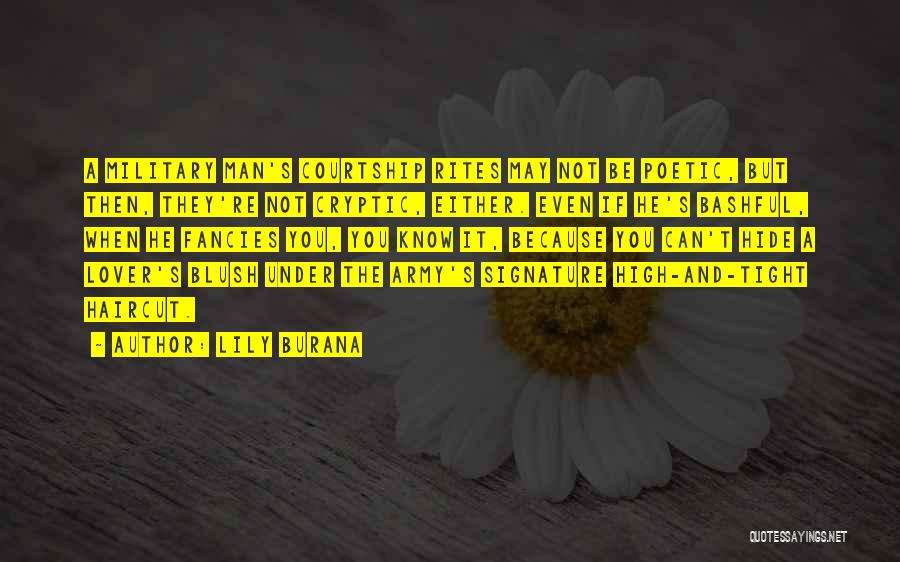 Love Poetic Quotes By Lily Burana