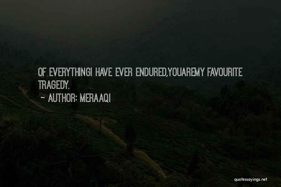 Love Poetic Quotes By Meraaqi