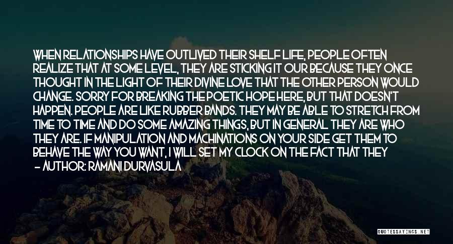 Love Poetic Quotes By Ramani Durvasula