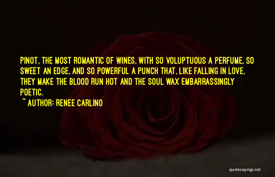 Love Poetic Quotes By Renee Carlino
