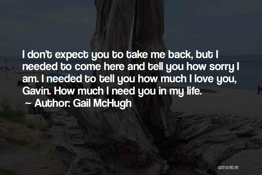 Love Pulse Quotes By Gail McHugh