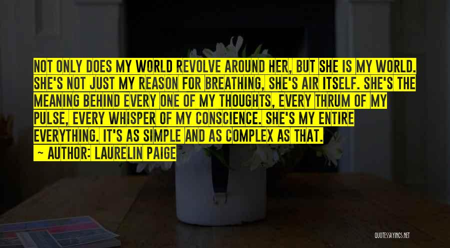 Love Pulse Quotes By Laurelin Paige