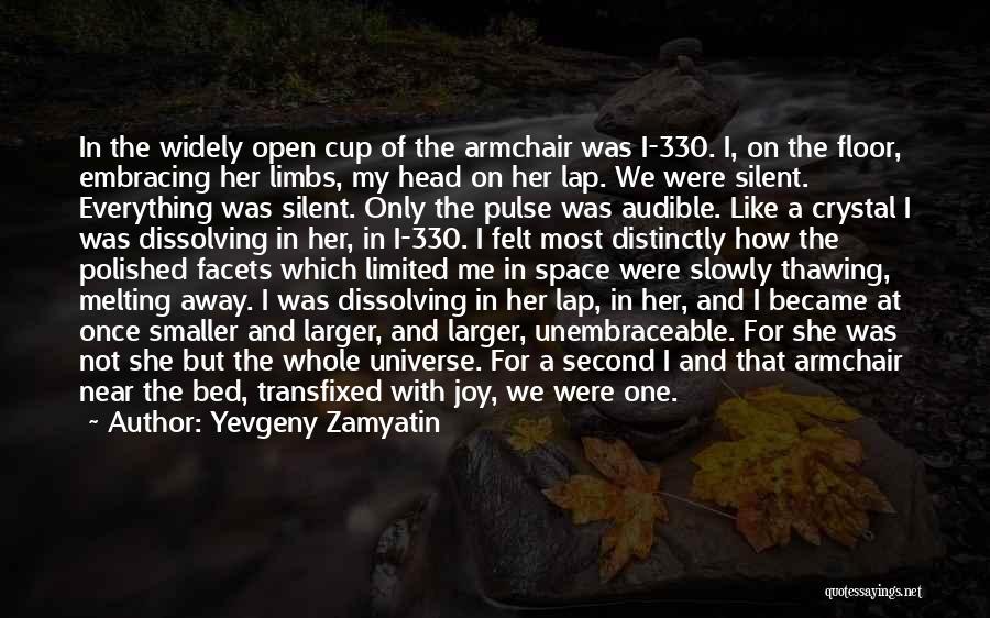 Love Pulse Quotes By Yevgeny Zamyatin