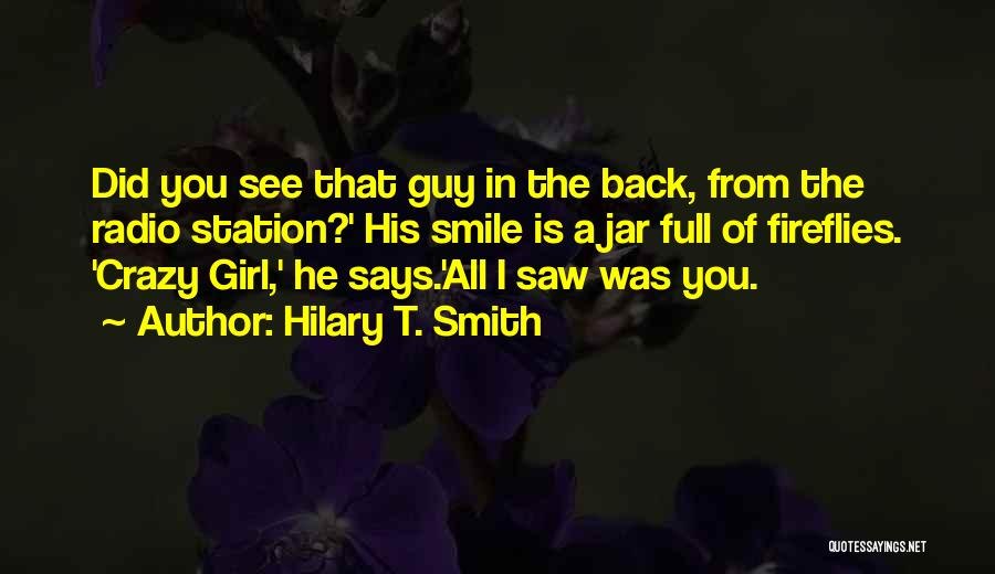 Love Radio Quotes By Hilary T. Smith