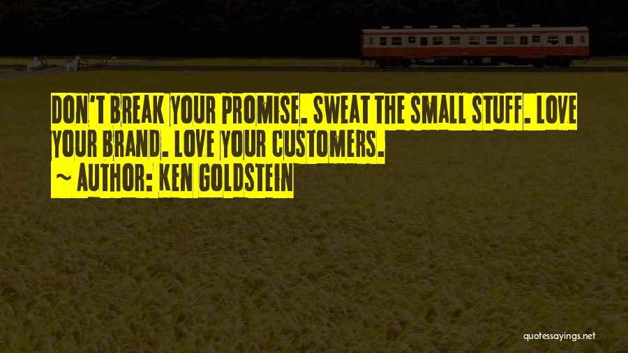 Love Radio Quotes By Ken Goldstein