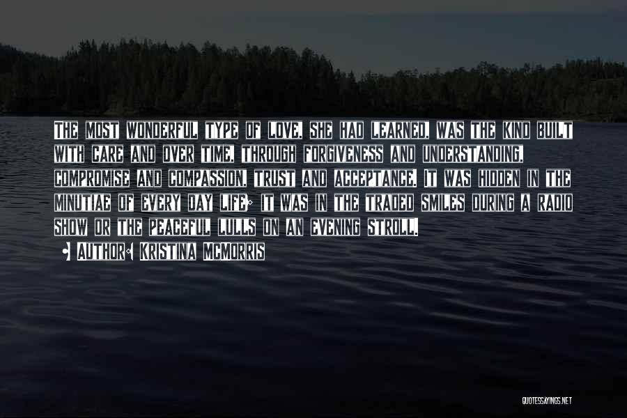 Love Radio Quotes By Kristina McMorris
