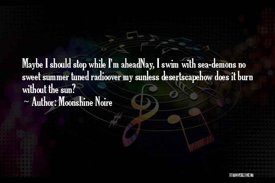 Love Radio Quotes By Moonshine Noire