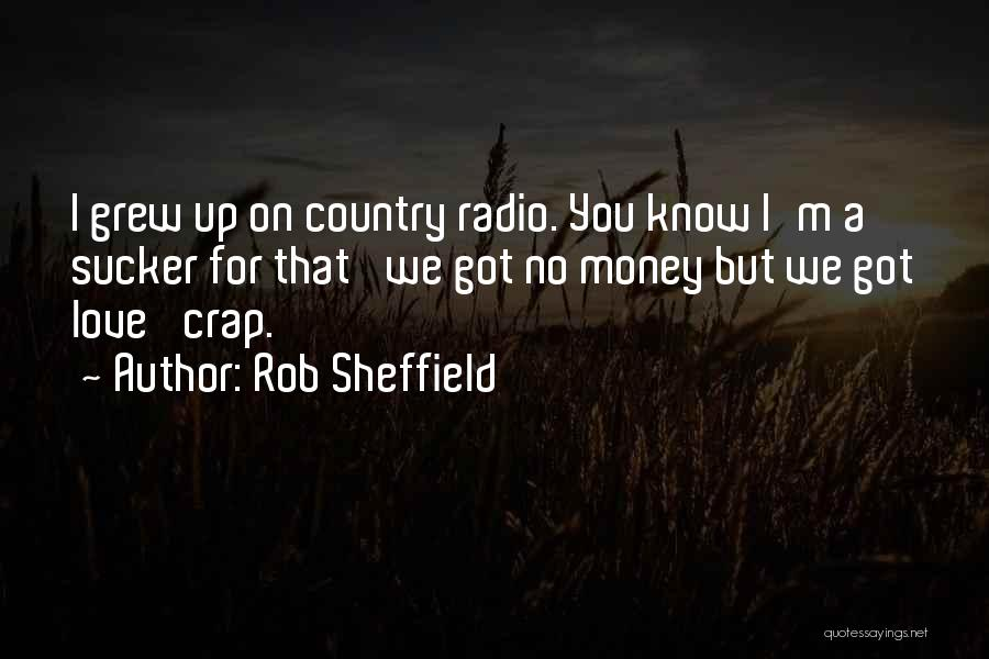 Love Radio Quotes By Rob Sheffield